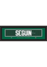 Tyler Seguin Dallas Stars 8x24 Signature Framed Posters
