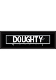 Drew Doughty Los Angeles Kings 8x24 Signature Framed Posters