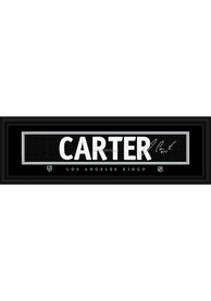 Jeff Carter Los Angeles Kings 8x24 Signature Framed Posters