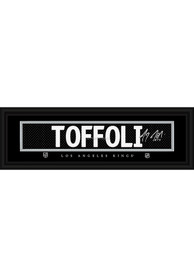 Tyler Toffoli Los Angeles Kings 8x24 Signature Framed Posters