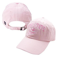 Iowa State Cyclones Youth Champion Arch Mascot Adjustable Hat - Pink