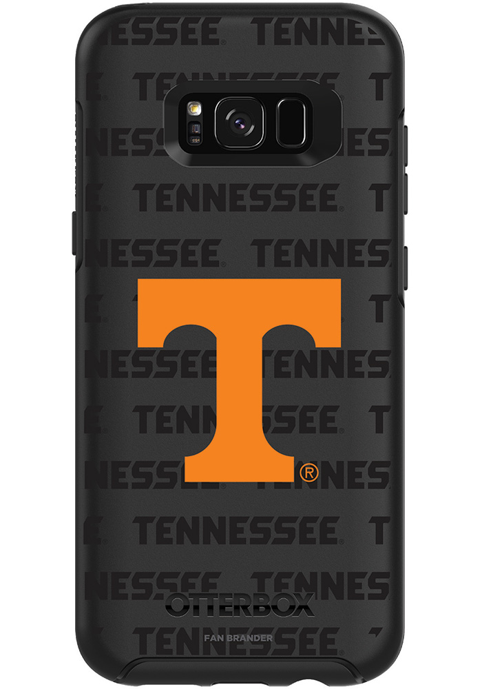 Tennessee Volunteers Galaxy S8+ OtterBox Symmetry Phone Cover - Image 1