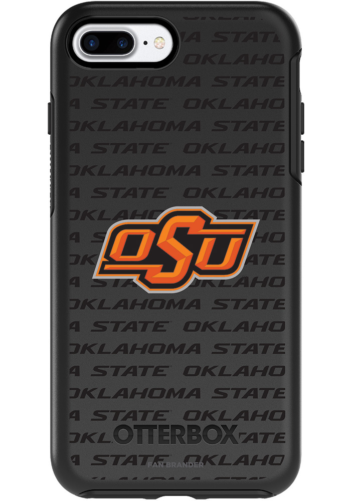 lowest price 643b0 103b3 Oklahoma State Cowboys iPhone 8 Plus & iPhone 7 Plus OtterBox Symmetry  Phone Cover