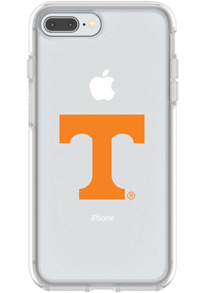 Tennessee Volunteers iPhone 8 Plus & iPhone 7 Plus OtterBox Symmetry Phone Cover - Image 1