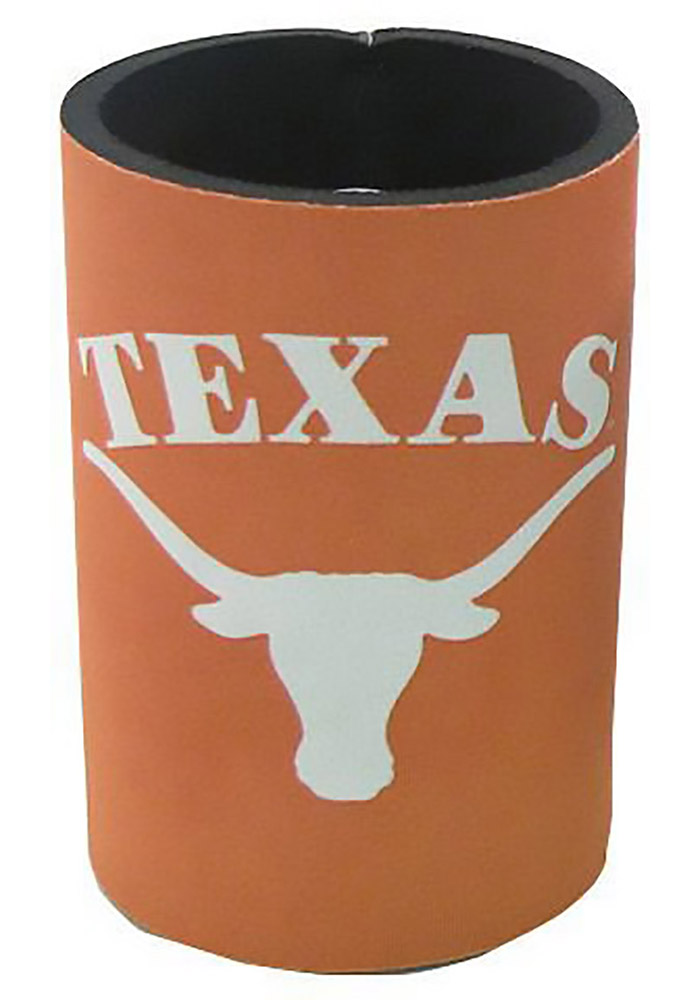 Texas Longhorns Can Koozie - Image 1