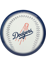 Los Angeles Dodgers Round Baseball Metal Sign
