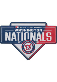 Washington Nationals Wall Wall Art