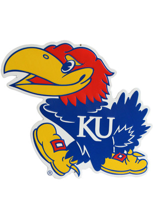 Kansas Jayhawks Current Bird Sign