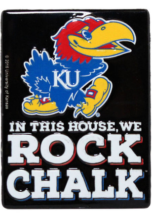 Kansas Jayhawks In This House... Magnet