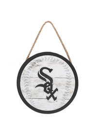 Chicago White Sox Hanging Wood Sign