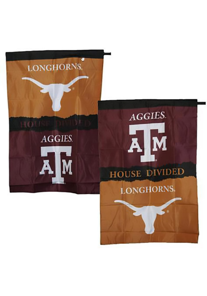 Texas A&M Aggies 2 Sided 28x40 Banner - Image 1