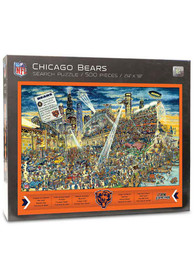 Chicago Bears 500 Piece Joe Journeyman Puzzle