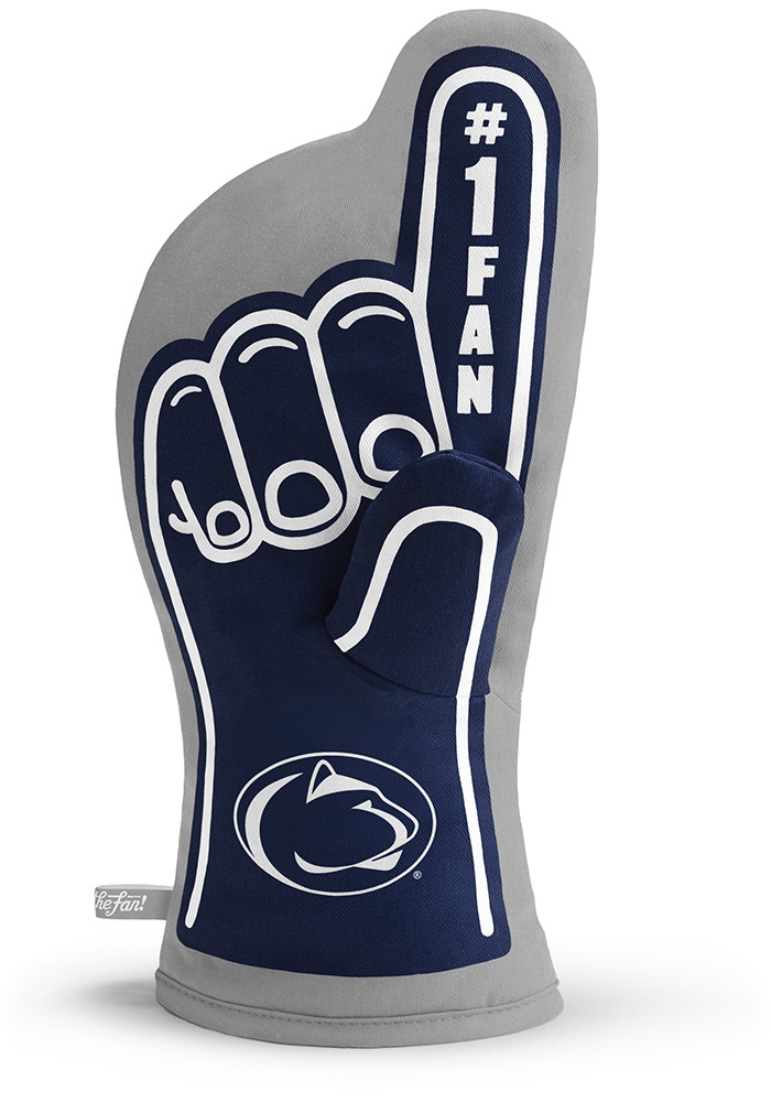 Penn State Nittany Lions #1 Fan BBQ Grill Mitt - Image 1