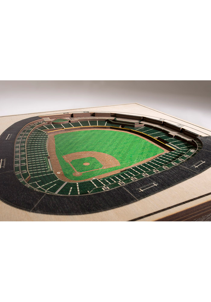 Chicago White Sox 5-Layer 3D Stadium View Wall Art - Image 2