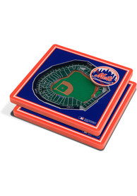New York Mets 3D Stadium View Coaster