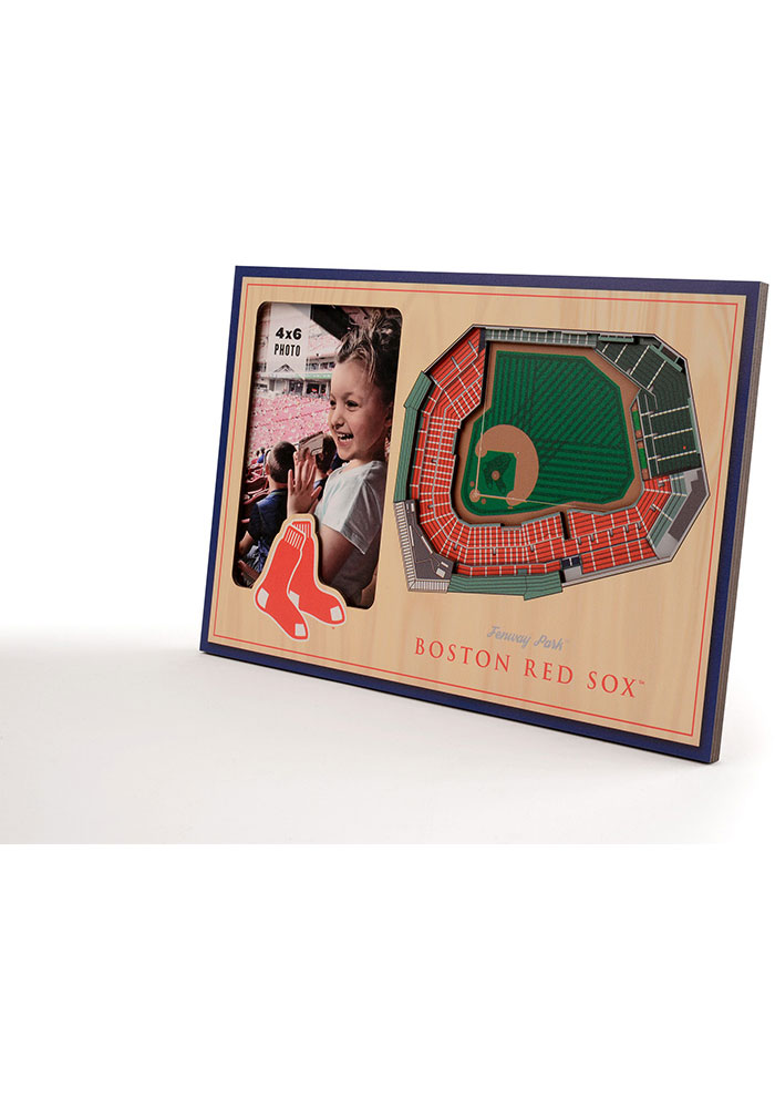 Boston Red Sox Stadium View 4x6 Picture Frame - Image 2