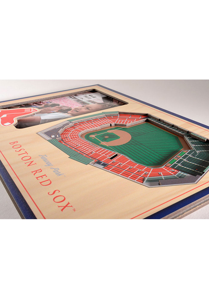 Boston Red Sox Stadium View 4x6 Picture Frame - Image 3