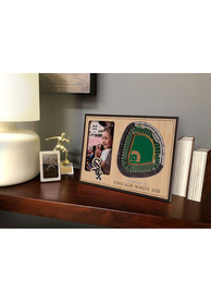 Chicago White Sox Stadium View 4x6 Picture Frame