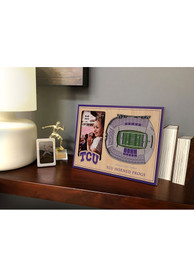 TCU Horned Frogs Stadium View 4x6 Picture Frame