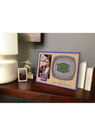 New York Giants Stadium View 4x6 Picture Frame