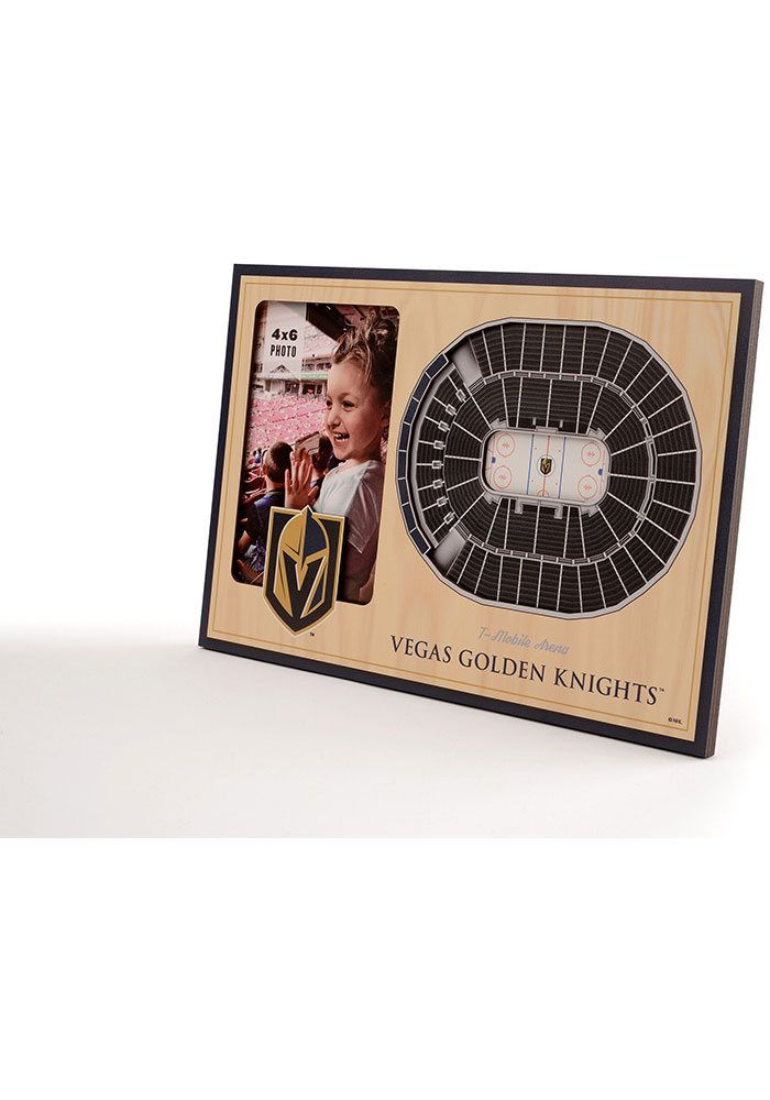 Vegas Golden Knights Stadium View 4x6 Picture Frame - Image 2