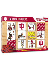 Indiana Hoosiers Memory Match Game