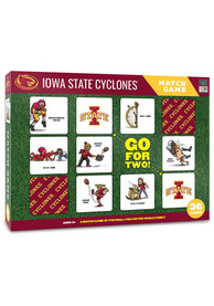 Iowa State Cyclones Memory Match Game