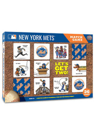 New York Mets Memory Match Game