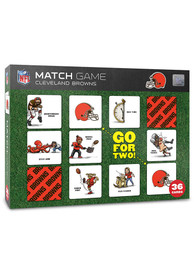 Cleveland Browns Memory Match Game