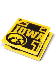 Iowa Hawkeyes 3D Coaster