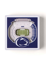 Penn State Nittany Lions 3D Stadium View Magnet