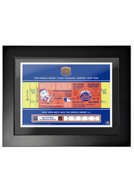 New York Mets 1969 World Series Ticket Framed Posters
