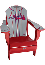 Atlanta Braves Jersey Adirondack Chair Beach Chairs