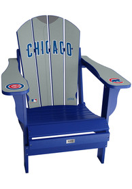 Chicago Cubs Jersey Adirondack Chair Beach Chairs