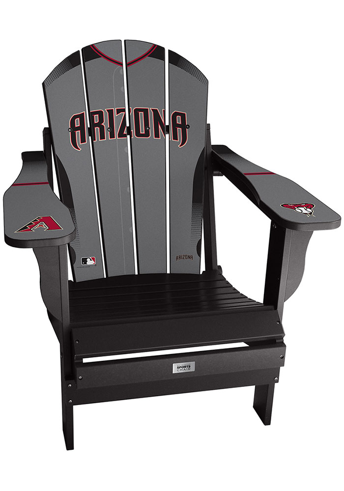 Arizona Diamondbacks Jersey Adirondack Chair Beach Chairs - Image 1