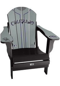 Colorado Rockies Jersey Adirondack Chair Beach Chairs