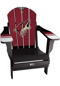 Arizona Coyotes Jersey Adirondack Beach Chairs