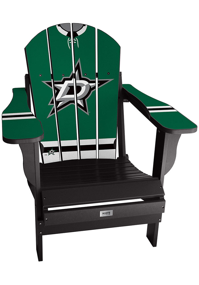 Dallas Stars Jersey Adirondack Beach Chairs - Image 1