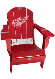 Detroit Red Wings Jersey Adirondack Beach Chairs