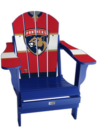 Florida Panthers Jersey Adirondack Beach Chairs