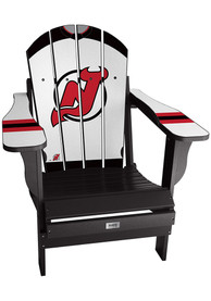 New Jersey Devils Jersey Adirondack Beach Chairs
