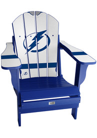 Tampa Bay Lightning Jersey Adirondack Beach Chairs
