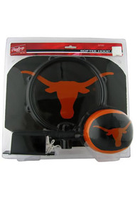 Texas Longhorns Slam Dunk Hoopset Basketball Set