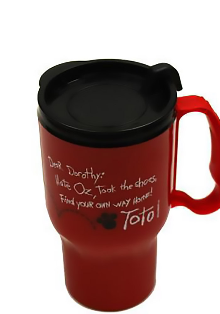 Wizard of Oz Toto Travel Mug - Image 1