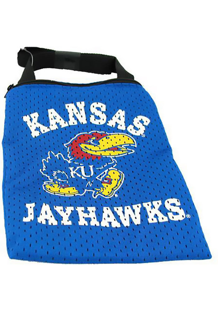 Kansas Jayhawks Game Day Pouch Womens Purse - Image 1