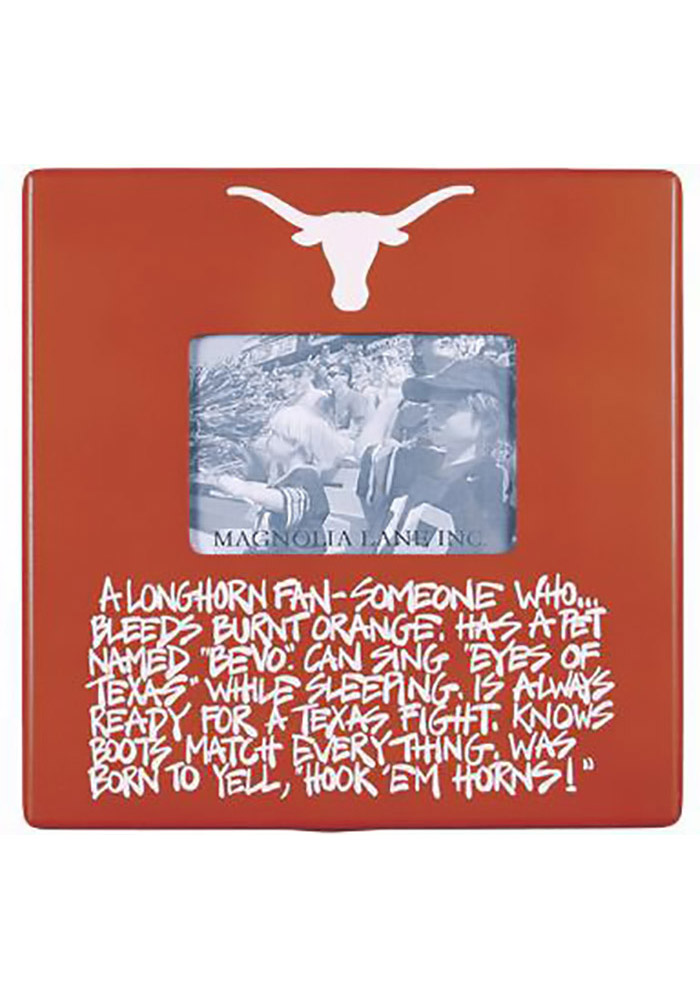 Texas Longhorns Definition Picture Frame - Image 1