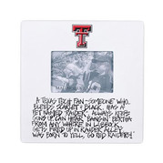 Texas Tech Red Raiders Definition Picture Frame