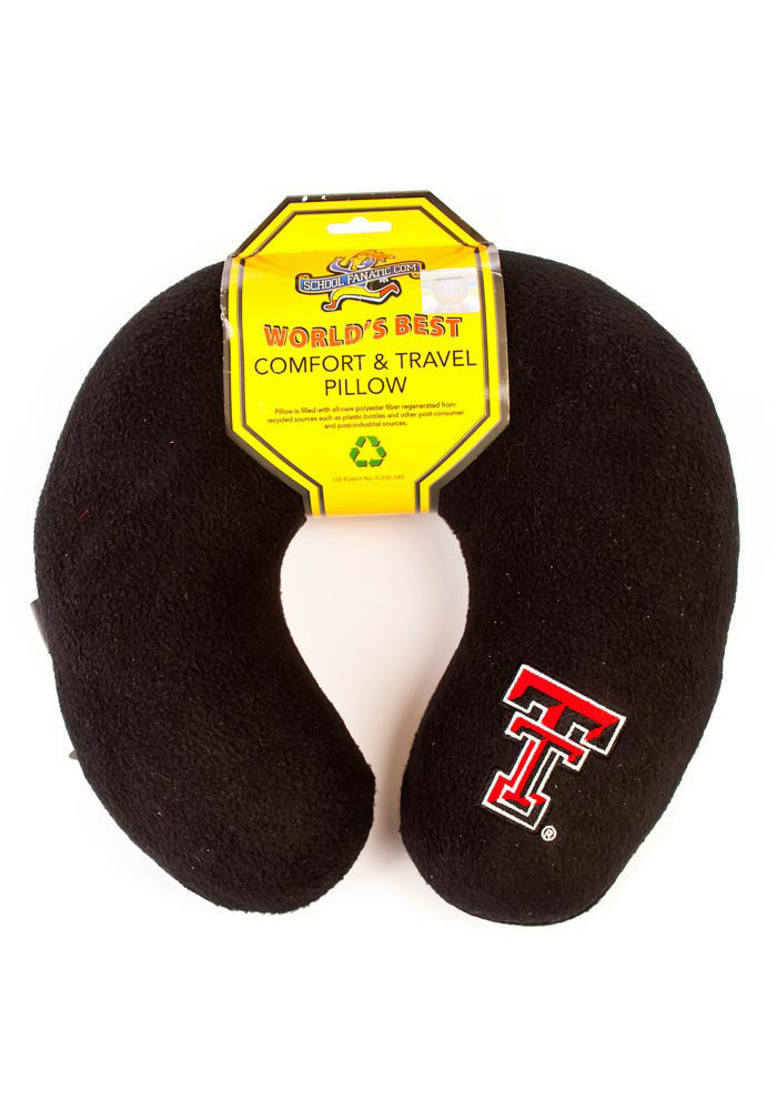 Texas Tech Red Raiders Travel Pillow - Image 1