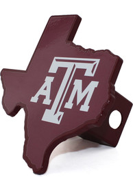 Texas A&M Aggies Large Heavy Duty Car Accessory Hitch Cover