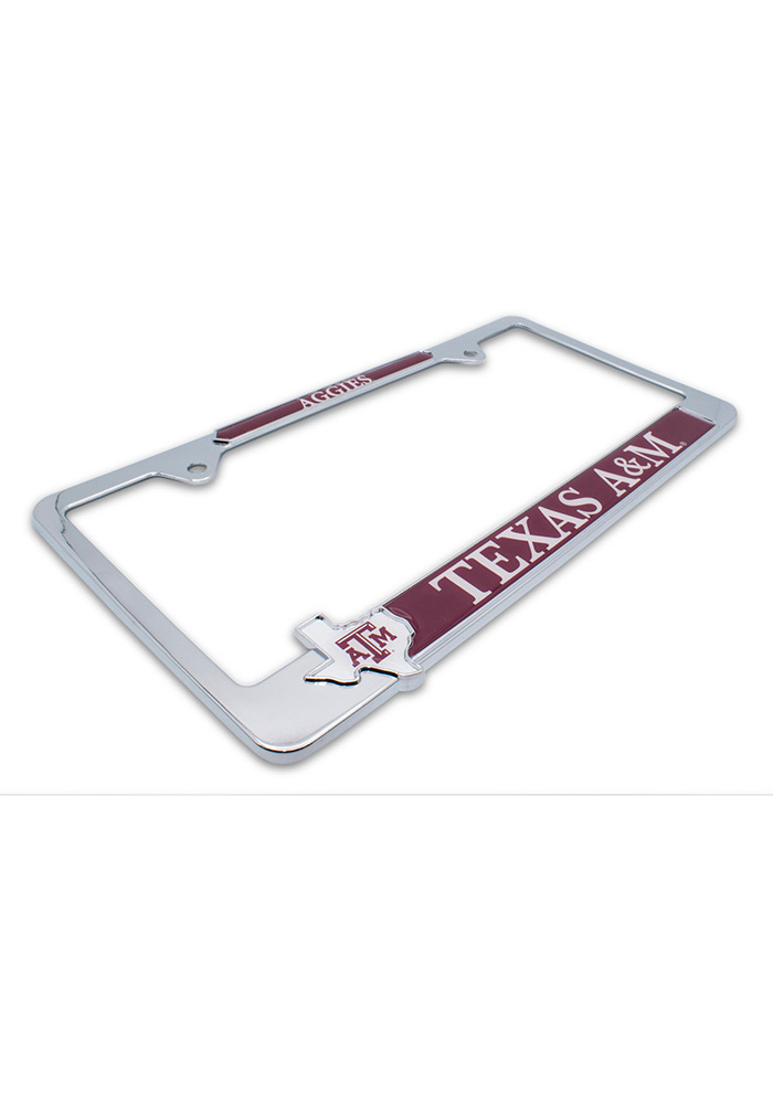 Texas A&M Aggies State Pride License Frame - Image 2